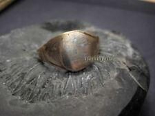 R1084 TIBETAN Ethnic copper yoga medicine tribal gypsy Unisex ring SZ 9 Nepal