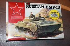 LINDBERG  RUSSIAN BMP-1U AMPHIBIOUS COMBAT VEHICLE 1/35