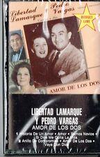Libertad Lamarque y Pedro Vargas Amor de Los Dos  BRAND NEW-SEALED CASSETTE
