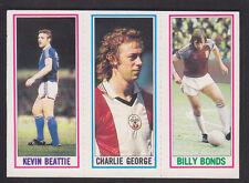 Topps - Footballers (Blue Back) 1981 - # 44 93 128 W Ham Southampton Ipswich