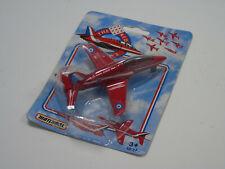 SB-34 The Red Arrows Model Plane Diecast Metal Model Very Rare
