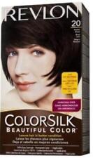 Revlon ColorSilk Hair Dye 20 Brown Black