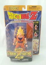 Dragon Ball Z SS3 GOKU Action Figure Striking Z Fighters Irwin Toy