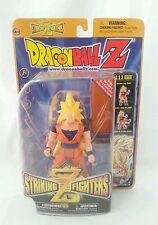 Dragon Ball Z SS3 GOKU Action Figure Striking Z Fighters Irwin Toy