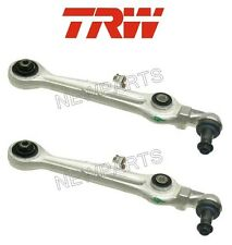 For Audi Passat Pair Set of 2 Front Lower Forward Suspension Control Arms TRW