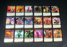 World of Warcraft WoW TCG Drums of War Heroes Set * All 18 Heroes!