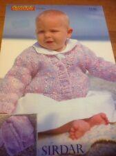 """Sirdar Knitting Pattern-Cardigan fille-Kool Kidz massif 3146-taille 16-26"""""""