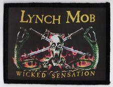 LYNCH MOB PATCH / SPEED-THRASH-BLACK-DEATH METAL