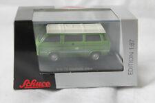 Schuco 452614100 VW T3 Westfalia Joker grün mit Hubdach 1:87
