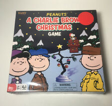 Peanuts A Charlie Brown Christmas Board Game Fundex 2008 Brand New Factory Seal