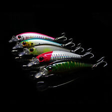 5pcs Hard Bait Minnow Fishing Lures Peche Isca Artificial Lure Fishing Tackles