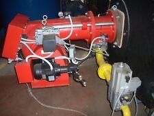 Steam Boiler, Industrial, Wellman Robey, Sygnette,3500Kg/hr, economiser, gas,oil