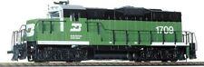 Walthers 931-101 HO Burlington Northern EMD GP9M Diesel Locomotive DC #1709