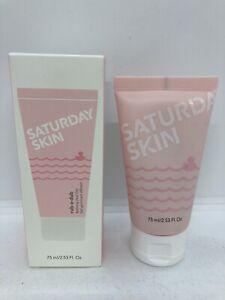 NEW sealed Saturday Skin Rub a Dub Refining Peel Gel 2.53 oz