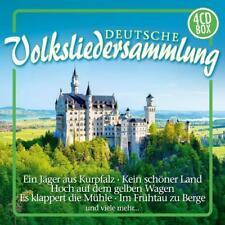 Deutsche Volksliedersammlung von Various Artists