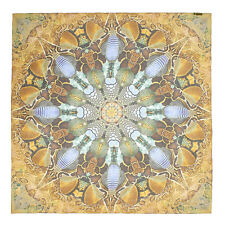 Alexander McQueen Snake Print Silk Scarf Savage Beauty *Limited Edition*