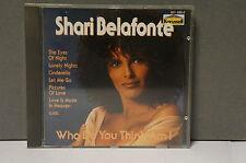 Shari Belafonte-who do you think sul I, CD (5)