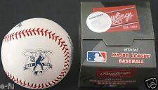 Official Rawlings MLB TONY GWYNN HOF Baseball SD Padres Logo Sealed New In Box