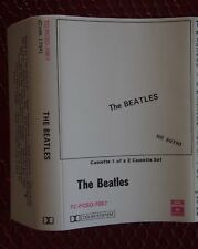 Double Cassette - The Beatles, (Self Titled/White Album) - Australian Release