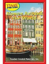 Homes Around the World Level 10 Early Readers from TIME For Kids