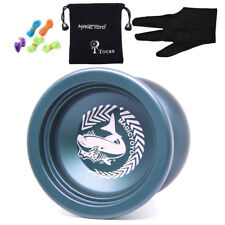Magic Yoyo Blue N12 Shark Honor Unresponsive Yo-Yos Balls Trick Yo-Yo Kids Gift