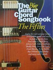 La chitarra GRANDE Corda Songbook: gli anni Cinquanta (Chitarra Corde/LYRICS) ottime condizioni