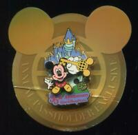 WDW Passholder Exclusive 35th Anniversary Mickey Mouse LE Disney Pin 50075