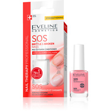 EVELINE SOS Brittle & Broken Nails Multivitamin Conditioner Calcium & Collagen