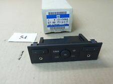 Radiobedienteil AUX HINTEN Opel VECTRA C SIGNUM 13115968 original OPEL