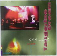Tangerine Dream - 220 Volt Live - NEW