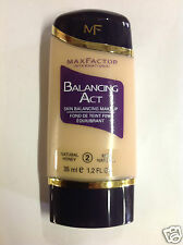Max Factor Balancing Act Skin Balancing Makeup 35ml/1.2fl Oz Natural Honey #2 .