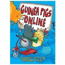 Guinea Pigs Online-ExLibrary