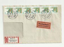 BRD  R-Brief Nr. 1406 MeF   (M118)