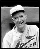Grover Cleveland Alexander 8X10 Photo - St. Louis Cardinals 1928