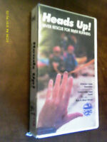 (T115) VHS HEADS UP! RIVER RESCUE FOR RIVER RUNNERS '93