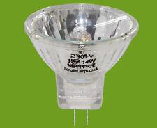 Mr11 14 W = 20w Bombilla de luz halógeno 12v Eco ahorro de energía dimmable Pack De 10 Nuevo