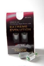 Genuine MTEC 7000K T10 194 168 12961 2825 W5W CREE LED Bulbs