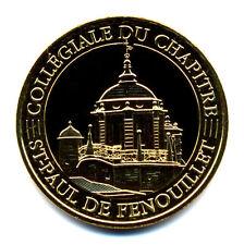 66 SAINT-PAUL-DE-FENOUILLET Collégiale du Chapitre, 2017, Monnaie de Paris
