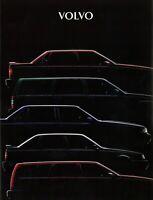 1 Volvo Prospekt 1995 D brochure broschyr catalogus 960 940 850 480 460 440