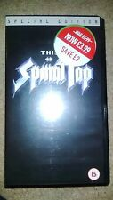 THIS IS SPINAL TAP Special Edition VHS PAL UK Video cassette tape