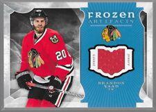 15/16 Artifacts Frozen Jersey Brandon Saad FA-BS Blackhawks