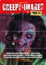 Creepy Images Magazine Zine Volume 8 rare Evil Dead Eurocult Edwige Fenech