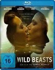 Breaking the Girls / Wild Beasts GERMAN IMPORT Blu-Ray BRAND NEW Free Ship