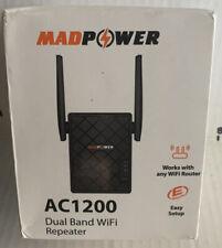 Dual Band WiFi Repeater AC1200