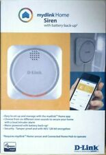 D-Link DCH-Z510 MyDlink™ Home Siren with Optional Battery Back-up