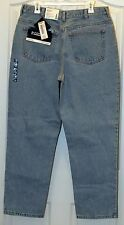 NWT Land's End Mom Jeans High Waist Cotton Classic Jeans Sz 16 P 29 Short Indigo