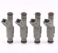 New Set of 4 24lb Fuel Injectors For BMW Ford M10 Turbo DOHC 420a 250cc/min TT