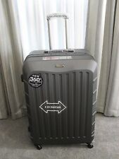 HIPOLO EXPANDER HARD CASE ULTRA LIGHT ROTATIVE WHEELS  SUITCASE / LUGGAGE