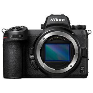 Nikon Z 7II Mirrorless Digital Camera Body 45.7 MP Full-Frame