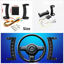 10 Keys Wireless Car SUV Steering Wheel Button Remote Control For Stereo DVD GPS